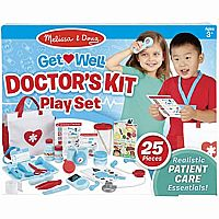 Get Well Doctor Kit