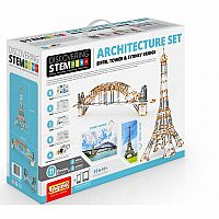 Architecture Set: Eiffel Tower & Sydney Bridge