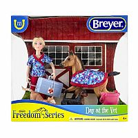 Breyer Day at the Vet
