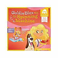 GoldieBlox Spinning Machine