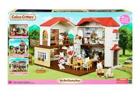 Red Roof Country Home Calico Critters*
