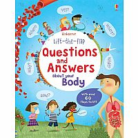 Lift-the-Flap Questions and Answers About Your Body IR
