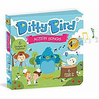 Ditty Bird Action Songs