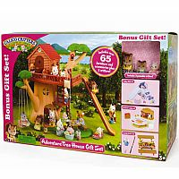 Adventure Tree House Gift Set Calico Critters