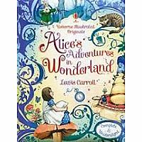 Alice in Wonderland Illustrated Original