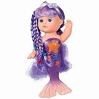 Bathtime Mermaid Purple