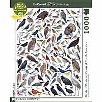 Birds of Eastern/Central North America 1000  Piece Puzzle