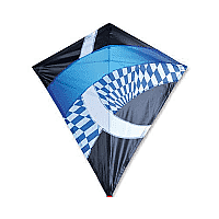 Cool Tronic Blue Kite