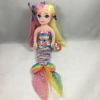 Anastasia Ty Sequins Doll Large