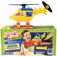 Design & Drill Power Play Helicopter
