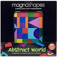 Abstract World Magna Shapes