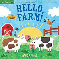 Hello Farm! Indestructibles