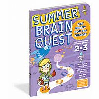Summer Brain Quest 2nd to 3rd Grade