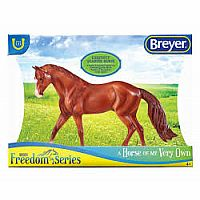 Breyer Chestnut Quarter Horse