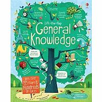 Lift-the-flap General Knowledge Ir