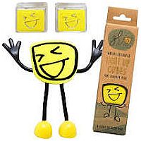 Glo Pals Yellow Light Up Cubes