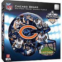 Chicago Bears Puzzle 500 pc