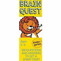 Brain Quest: Kindergarten