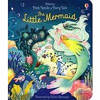 Peek Inside Little Mermaid Book