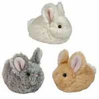 Lil' Bitty Bunny  Please Brown is out of stock. White and Gray available . Indicate in customer notes which color you'd like