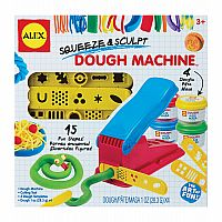 Squeeze + Sculpt Dough Machine