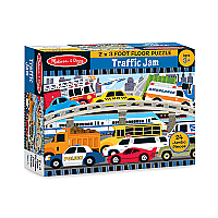 Traffic Jam Floor Puzzle 24 piece