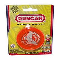 Yo Yo Duncan Butterfly (indicate color choice in customer notes)